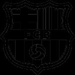 Adhesivo decorativo escudo FC Barcelona